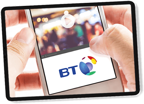 BT Uses Personalized Video to Drive Digital Transformation