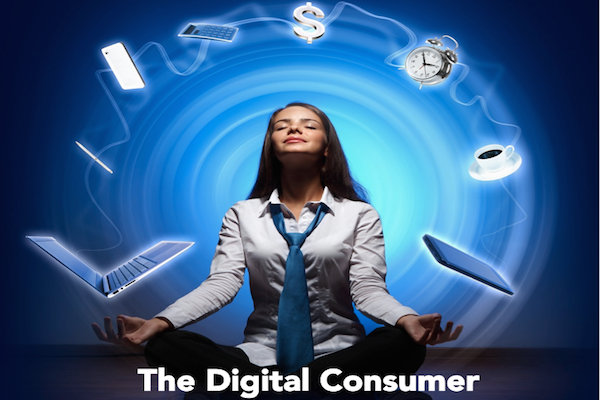 """Targeted Marketing: Stay Connected with Your Always-on"""" Consumers """""""